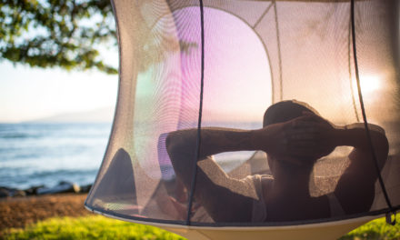 TreePod – Say Good-Bye To Your Hammock
