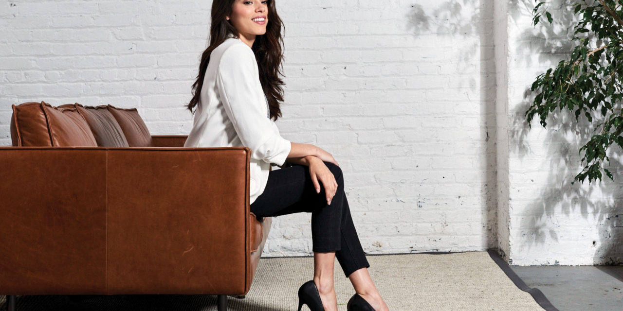 The High-Tech Heel & Flat Campaign that took Kickstarter by Storm
