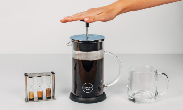 Osaka – The French Press Just Got Better