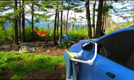 Malo'o Car Rack – Dry Your Gear Anywhere, Anytime