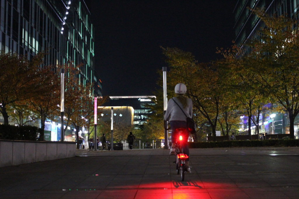 Rayo Bike Light Kickstarter