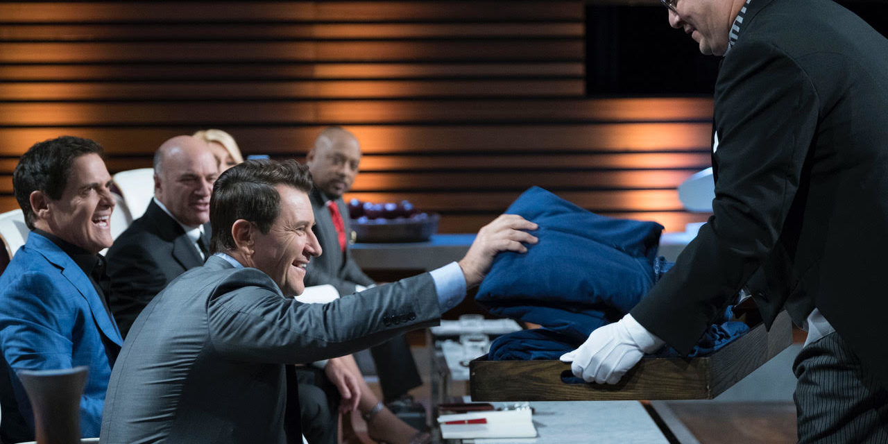 DudeRobe on Shark Tank – Kickstarter Success Proves This is NOT Your Grandma's Bathrobe