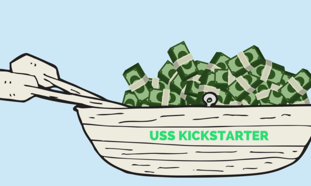 Kickstarter Tips 2018: Save a BOAT LOAD of money (with 5 secret tips)