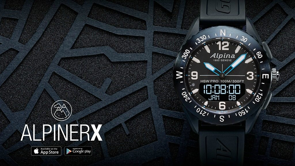 AlpinerX Kickstarter Watch