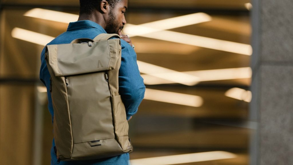 Errant Backpack Kickstarter