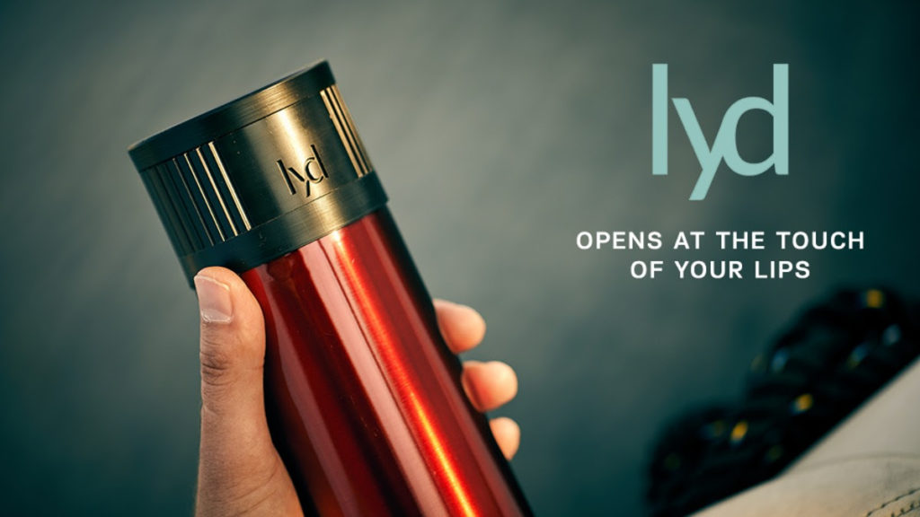 LYD Bottle Kickstarter