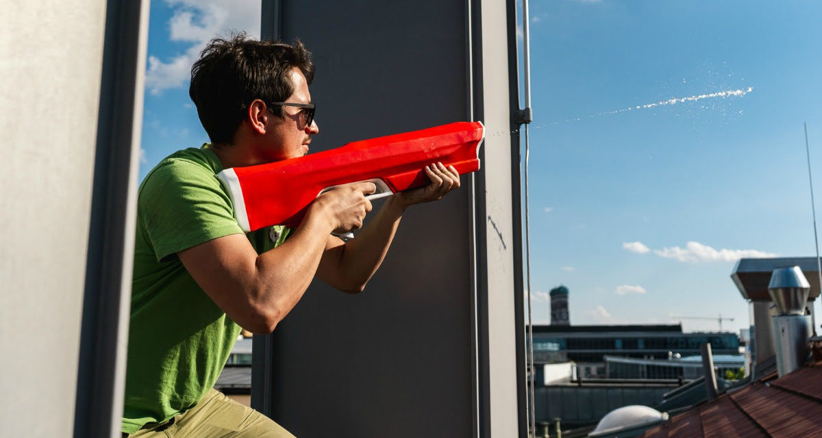 Spyra One Water Gun – Is this thing for kids or adults? (Or both?)