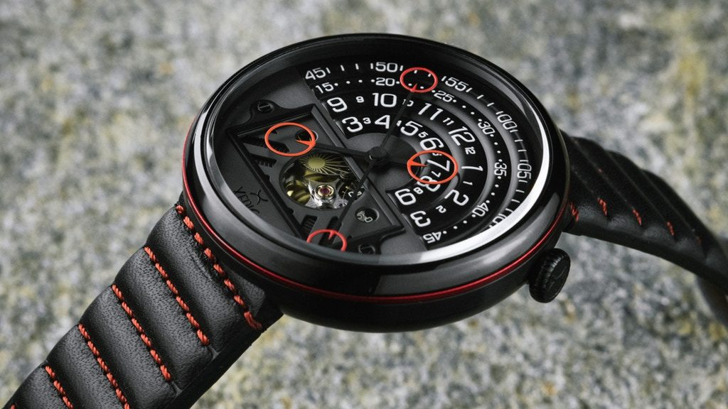 The Halograph Watch II