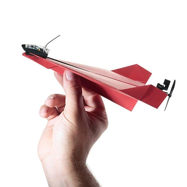 POWERUP Paper Airplanes