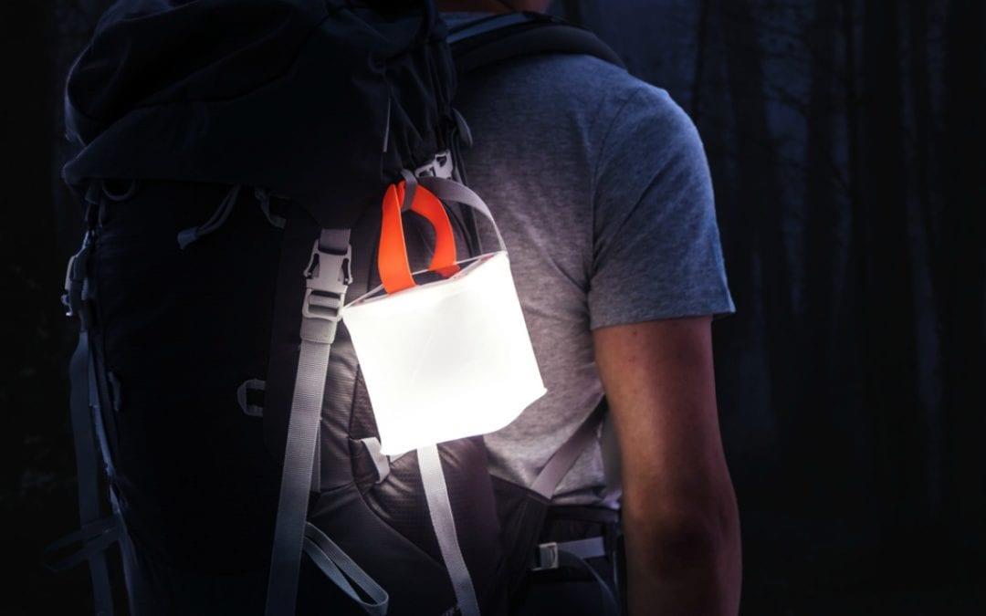 LuminAID Solar Inflatable Lights