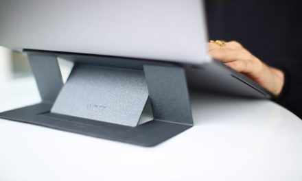 MOFT – Kickstarter's Epic Invisible Laptop Stand [Review]
