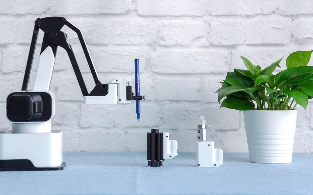 Hexbot Robotic Arm