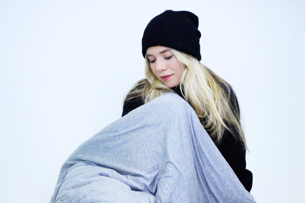 Hush Iced Cooling Weighted Blanket Kickstarter