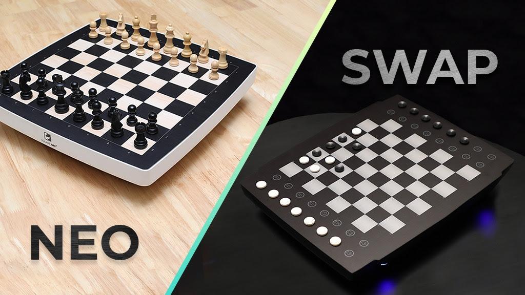 Square Off Swap
